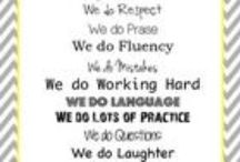 Speech & Language therapy ideas / by Christa Rose