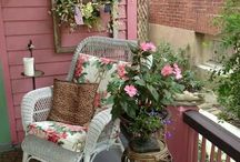 Gardens, Porches & Yards / by DeeAnn Haworth