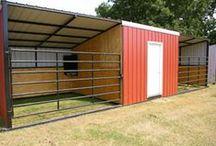 Barn Ideas / by Kendra Guy
