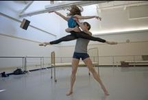 In the Studio  / by Pittsburgh Ballet Theatre