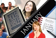 New Year's Resolutions / by Sky Angel Faith & Family Television