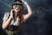 Steampunkery / by Hannah Yeager