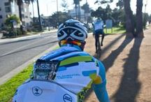 Giga OM-ARO Pistachios Men's Cycling Team / Providing antioxidants, fiber, protein, vitamins, minerals, phytosterols, energy, potassium, and bio actives to athletes and the general exercise lover in the form of a little powerhouse superfood! Pistachios! / by ARO Pistachio