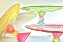 Cake Stands / by Kendra Guy