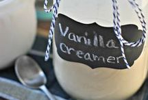 Creamers / by Kendra Guy