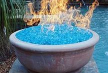 Firepits / by Kendra Guy