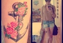 Tattoos / by Steveelee Davis