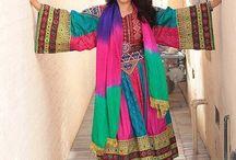 afghan dresses / by Nargis ✩ Shad