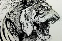 Tattoos I Want / by Steveelee Davis