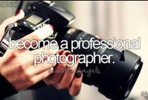 Photography ~ Creative Writing/Blogging ~ Filmmaking / #Blogging, #Screenwriting, Movie Making, Film Editing, Character #Development, #Concepts, #Lighting, #Camera, #Equipment, Scouting, #Photography.  #Photographie,  #Photographer, #Photog, #Photogs #Videography #Cinematography / by ★ ❣ ☆ Tara Nichelle ☆ ❦ ★