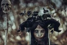 To Spook / Anything pertaining to All Hallows' Eve. / by N Sisifo