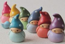 Gnomes / by Dt Garden Girl