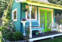 Tiny Houses / by Dt Garden Girl