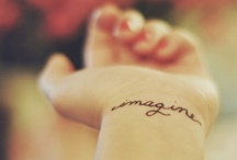 Tattoos / by Melissa Blake