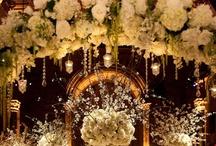 Floral Arrangements / by Parties By Alex