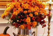 Autumn / My favorite time of the year..crisp cool air, earthy colors and scents.   / by Marsha Blatchford