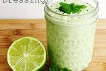 Salad Dressings / by Cheryl Kelly