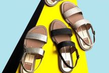 sandals / by Bloomingdale's