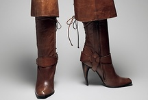 My Style Shoes - Boots / by Aleks Davis
