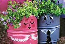Home Decor & Garden Ideas / by Raquel Torres
