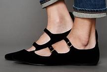 Shoes - Flats / by Aleks Davis