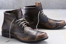 Men - Shoes and Accessories / by Aleks Davis
