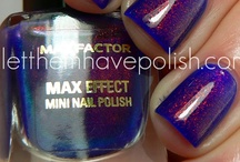 I Gotta Get This Polish  / Nail Polish colors that i MUST own! :) / by Katie Michelle