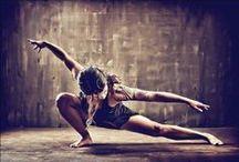 Body & Movement - Character Inspiration / by Aleks Davis
