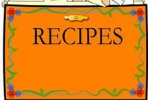 RECIPES - FOOD / by Vicki Bannister
