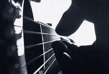 GuitarMan: Little TJ / Lotsa guitars for Little TJ (& his Dad)...love you both! / by ** FuNkyTX'n**