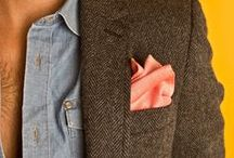 Fashion, The Gentleman / by ON ANY GIVEN MONDAY