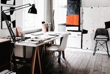 Workspaces / by ON ANY GIVEN MONDAY