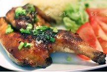 (mostly) poultry [paleo/primal] / Do you prefer the wings or the drumsticks? / by Kai