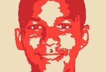 I am Trayvon Martin / by Jessica Marciel