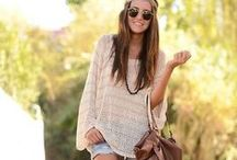 Fashion, Women - Boho Chic / by ON ANY GIVEN MONDAY