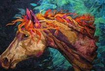 Embroidery & Felt / by Teresa Mitchell