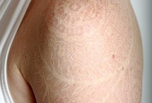 Body Art / relatively permanent ink / by Julia Rawnsley