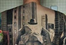Tattooist / by Nico Crisafulli