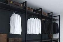 Closets + Wardrobe  / by Chanee Vijay