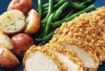Dinner Recipes / by Liz Labombard