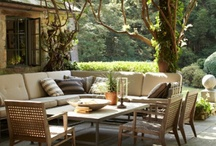 Back Porch Sittin' / Porches & Outdoor Living Spaces / by Jamie Roy
