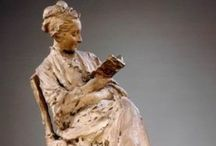 736 Statuary / Statues and such #books #reading / by Mississippi Library Commission
