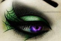 Halloween Make-up / by Jana Thompson