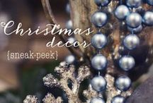 CHRISTMAS PARTIES & DECOR / by Valerie Occhipinti