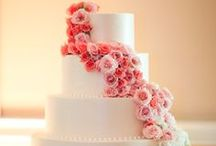 Wedding Cakes / Inspiration for your wedding cake / by Pretty Pear Bride® | Plus Size Bridal Magazine