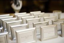 Escort Cards / Escort card ideas for your wedding  / by Pretty Pear Bride® | Plus Size Bridal Magazine