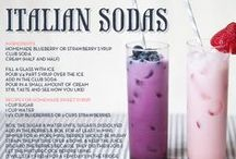 Beverages & Drinks / by Lisa Granados