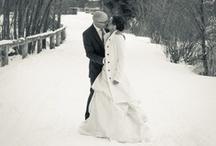 Winter Wedding / Ideas for a seasonal winter wedding / by Pretty Pear Bride® | Plus Size Bridal Magazine