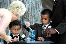 Kids at Weddings / Great ideas for incorporating kids into your wedding / by Pretty Pear Bride® | Plus Size Bridal Magazine