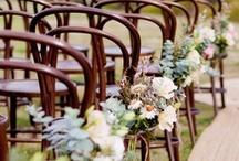 Wedding Aisle Decor / Inspiration for your wedding aisle decor / by Pretty Pear Bride® | Plus Size Bridal Magazine